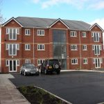 Case study, electrical installation in Ashfield Court