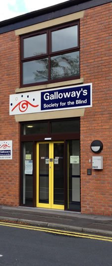 Greenway Electrical - Galloway's Society for the Blind in Chorley