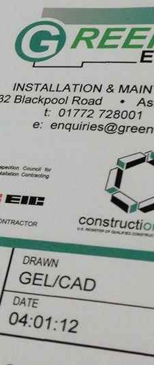 Electrical Design Company Preston Greenway Electrical